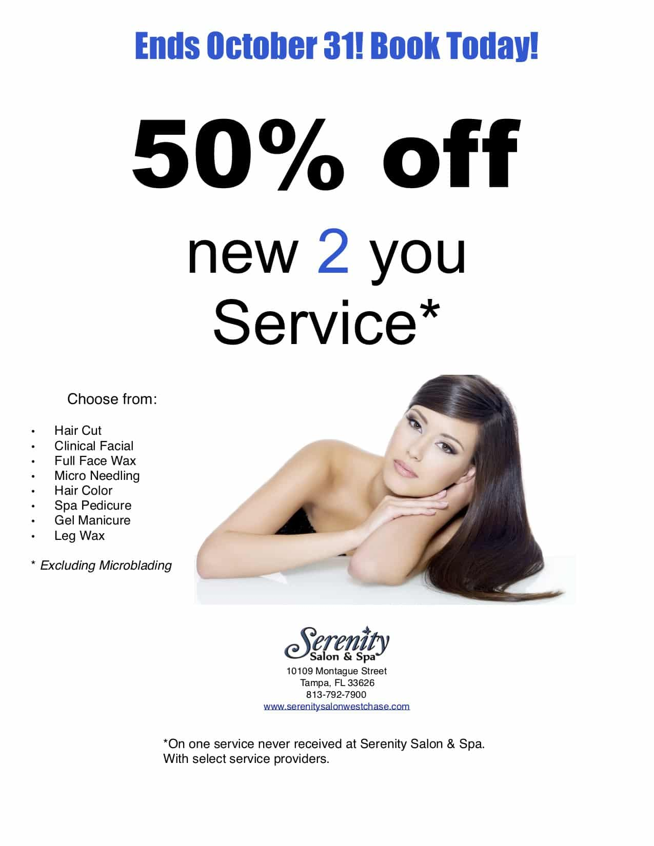 Specials And Events Events At Tampas Premier Massage Spa